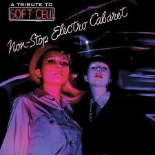Non-Stop Electro Cabaret A Tribute to Soft Cell CD Marc Almond  Cleopatra