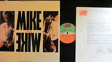 ► Mike (Rutherford) + the Mechanics - Mike on Mike (P)