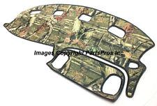 NEW Mossy Oak Break-Up Infinity Camo Camouflage Dash Mat Cover 98-01 DODGE TRUCK