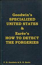 Specialized United States Stamps & 43pp Us Forgery/Reprint Descriptions - Cd