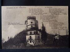Cocconato, Asti - L'Antica Torre, Dialetto Piemontese - Viaggiata 1930 - AT043