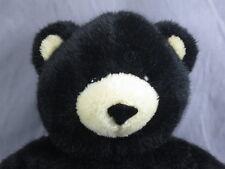BIG BLACK BUILD A BEAR GRIZZLY HAPPY BIRTHDAY T-SHIRTS LOVEY PLUSH STUFFED TEDDY