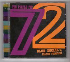 (GY945) Beatnik Filmstars, The Purple Fez 72 Club Social - 2008 DJ CD