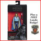 Black Series Lando Calrissian (NEW) Star Wars Episode V: The Empire Strikes Back