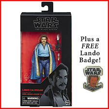 Black Series Lando Calrissian (NEW) Star Wars Episode V: The Empire Strikes Back