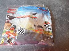 LEGO Racers Ferrari Shell Promo Set 40194 Finish Line & Podium sealed OVP