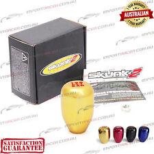 5 SPEED MANUAL GEAR SHIFT KNOB GOLD M12x1.25 SKUNK2 RACING 1 Year Warranty