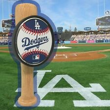 Los Angeles Dodgers themed Baseball Bat beer tap handle