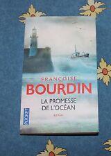 @ La Promesse de l' Ocean - Françoise Bourdin - Pocket -  Roman sentimental
