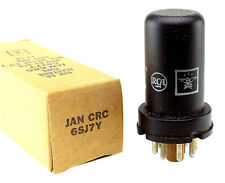 3 pcs. 1954  RCA JAN CRC 6SJ7 6SJ7Y VT-116B CV866 NOS MILITARY ELECTRON TUBES