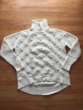 NWT Madewell Bobble Pullover Sweater S