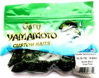"Methiolate 4/"" Gary Yamamoto Double Tail Grub 12T-10-320           Item Bin 11"