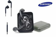Original Samsung Galaxy S8 S7 S6 EDGE NOTE 5/4 Manos Libres Auriculares Auriculares Negro