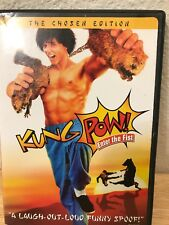 Kung Pow: Enter the Fist DVD