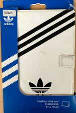 Adidas Stand Case for Universal tablet iPad mini White and Black