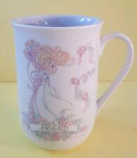 Precious Moments Mom Coffee Mug Tea Cup Enesco 1993 friend
