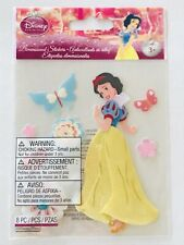 NIP DISNEY PRINCESS SNOW WHITE JOLEE'S BOUTIQUE DIMENSIONAL STICKERS BUTTERFLIES