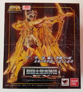 Seiya Myth cloth EX Gold Sagitaire Aiolos HK NEUF SCELLE/ Chevaliers du zodiaque