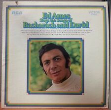 ED AMES SINGS THE SONGS OF BACHARACH AND DAVID LP  1971