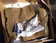 Bates USMC US Military Branded GoreTex Boots Sage Size 6W 6 Wide