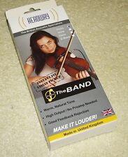 """Headway violon la remise en mains propres """"THE BAND"""""""