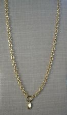 """Authentic Origami Owl Long 30""""-36""""   Chain Necklace - NEW FREE SHIPPING"""