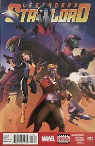 Legendary Starlord 3 (2014) Face It, I Rule Part 3