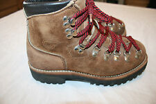 DEXTER Vtg USA ENGINEER MOUNTAINEERING TRAIL BOSS BOOTS SIZE 7  M EUC Hiking