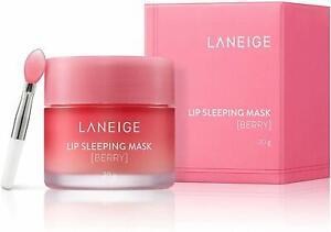LANEIGE Lip Sleeping Mask - Berry, 0.7oz