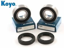 Kawasaki Z 1000 2010 - 2012 Genuine Koyo Front Wheel Bearing & Seal Kit