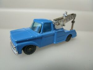 Vintage HUSKY 1:64 Diecast - Ford F350 Tow Truck - Minty