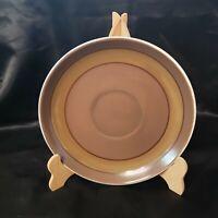 Casual Ceram Mid Century Stoneware Dinnerware Ballet Pattern Japan Saucers