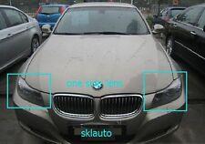 One Side Headlight Cover Headlamp Lens Lenses for BMW E90 2005-2011 3 Series New