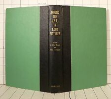 Around the U.S.A. in 1,000 Pictures   1956 Hardcover    1151