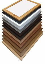 POSTER FRAME PHOTO FRAME  MULTI COLOR WOOD EFFECT RECTANGLE SQUARE