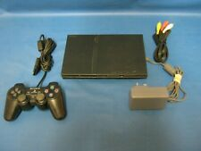 Official Pal Sony Playstation Ps2 Slim Jeu vidéo console (3)