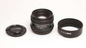 PhaseOne Phase One AF 2,8/80 mm für die Mamiya 645 DF / PhaseOne 645 DF(+)