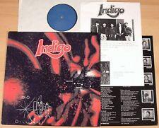 INDIGO - Indigo  (PRIVATPRESSUNG 1984 + INFO / AUSTRO-PROG-ART-ROCK / LP NM)