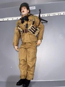 1/6 Scale WWII German Otto Skorzeny - Dragon DID ETC