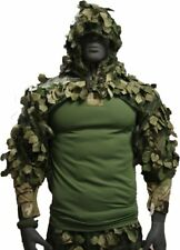 "Disguise Sniper Coat / Viper Hood ""Chimera"" cape shortened A-TACS FG, 2XL/4XL"