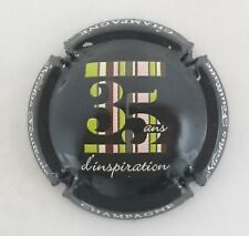 capsule champagne NICOLAS FEUILLATTE n°47 35 ans d'inspiration
