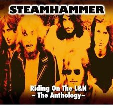 Steamhammer - Riding on the LandN - The Anthology [CD]