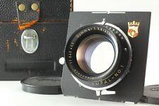 [Exc+3] Schneider-Kreuznach Symmar 210mm F5.6 Lens Copal No1 wista board Japan