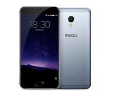 Meizu smartphone Mx6 gris oscuro