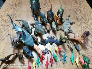 Toy Dinosaur bundle Over 40 dinosaurs
