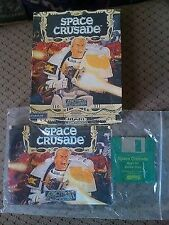 Space Crusade Atari ST Big Box Original Version VERY RARE Old Game