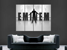 EMINEM POSTER HUGE LARGE WALL ART SINGER RAPPER PICTURE