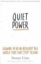 Quiet Power by Susan Cain NEW