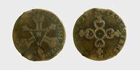 s533_85) France Louis XIV - 6 DENIERS 171(1) ?