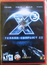X3 Terran Conflict 2.0 Aldrin Missions Mac OS und Windows NEU